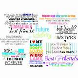 friendship quotes graphics and comments