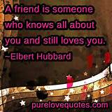 Friendship Love Quotes - Pure Love Quotes.com