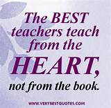 Love Quotes For Teachers | Love Quote Image