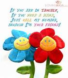 Cute Friendship Quotes Inspiring Friends Poems True Friendship Is Cute ...