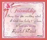 Cute in Quotes: Friendship Quotes
