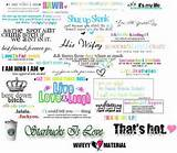 cute sayings graphics and comments