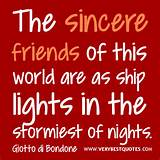 friends of this world – friendship quotes - Inspirational Quotes ...