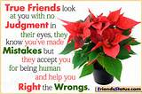 true friendship quotes with images