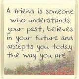 True friend | Quotes/Sayings & Faith