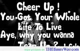Cheer Quotes About Life And Love - friendship quotes funny short #5 ...