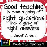 Quotes for Teachers: Good Teaching… | A to Z Teacher Stuff Tips for ...