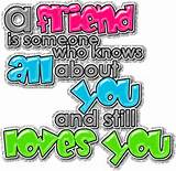 Short friendship quotes search