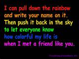 Sweet Friendship Quotes
