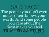 Sad Fact | SayingImages.com