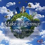 Inspirational Quote: Make a difference | Flickr - Photo Sharing!