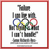 quotes- Olympic Motivational Sports Quote picture - Inspirational ...
