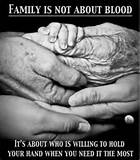 Inspirational _ Quotes _ family _is_not_about_blood...