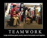 More motivation, this time for teamwork | Daily Funny Stuff