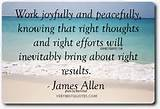 Inspirational quotes for work – Work joyfully and peacefully ...