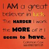 Inspirational quote on Working hard - Inspirational Quotes about Life ...