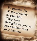 life inspiration quotes: Overcoming obstacles in life inspirational ...