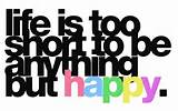 background image, color, happy, life, quote, text - image #96302 on ...