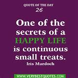 15/2013: secrets of a happy life - Inspirational Quotes about Life ...