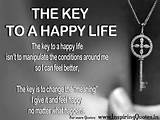 Daily Good Inspirational Quotes on Happiness – Happy Life Quotes