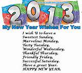 ... New Year 2013 Wishes For You | Daily Inspirations for Healthy Living