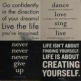 Your daily inspirational quotes