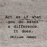 Daily Inspirational Quotes // Act as if