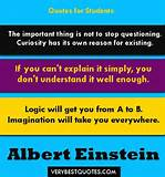 inspirational quotes for students by Albert Einstein - Inspirational ...