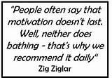 Daily...both bathing and motivation. | Bar Exam Inspiration