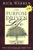 The book Purpose Driven Life is available from Amazon.com .