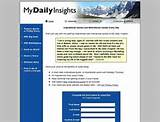 Daily motivational quotes email websites - mydailyinsights.com, Goal ...