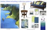 Furniture & Accessories: inspiration ~ Molokai | Swan Interiors