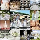 The 6 Chicks » Blog Archive » Inspiration Board: White wedding