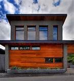 First Laneway House in Vancouver with Compact and Smart Design ...