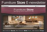 Furniture-Store-E-newsletter