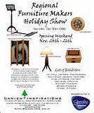 Danish Inspirations - 2006 Regional Furniture Makers Holiday Show
