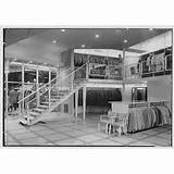 business at 225 Main St., Paterson, New Jersey. View to staircase 1946
