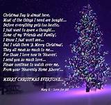 Family and Friends at Christmas | Inspirational Poems and Quotes