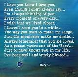 Love you | Inspirational Poems and Quotes
