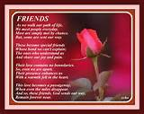 resource for friendship poetry online. The most famous poems ...