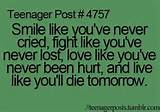 Love Qoutes Teenager Post Teenagerposts Inspiring Picture