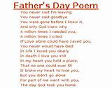 The Best Fathers Day Poems from Kids