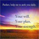 Christian inspirational quote - Father, help ... | Spiritual Inspirat ...