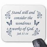 Inspirational Christian quotes Mousepads at Zazzle.ca
