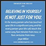 in yourself, Inspirational thoughts for the day, inspirational ...