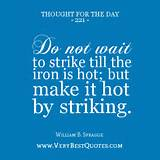 Thought for the day 221 - Inspirational Quotes about Life, Love ...