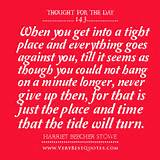 Never give up quotes, thought for the day - Inspirational Quotes about ...