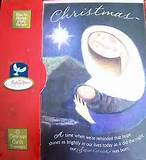Inspirational Christian Christmas Greeting Cards Boxed Set 15 Cards ...