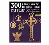 Christmas/Religious - 300 Christian & Inspirational Patterns Book