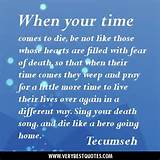 Short Inspirational Quotes About Life And Death